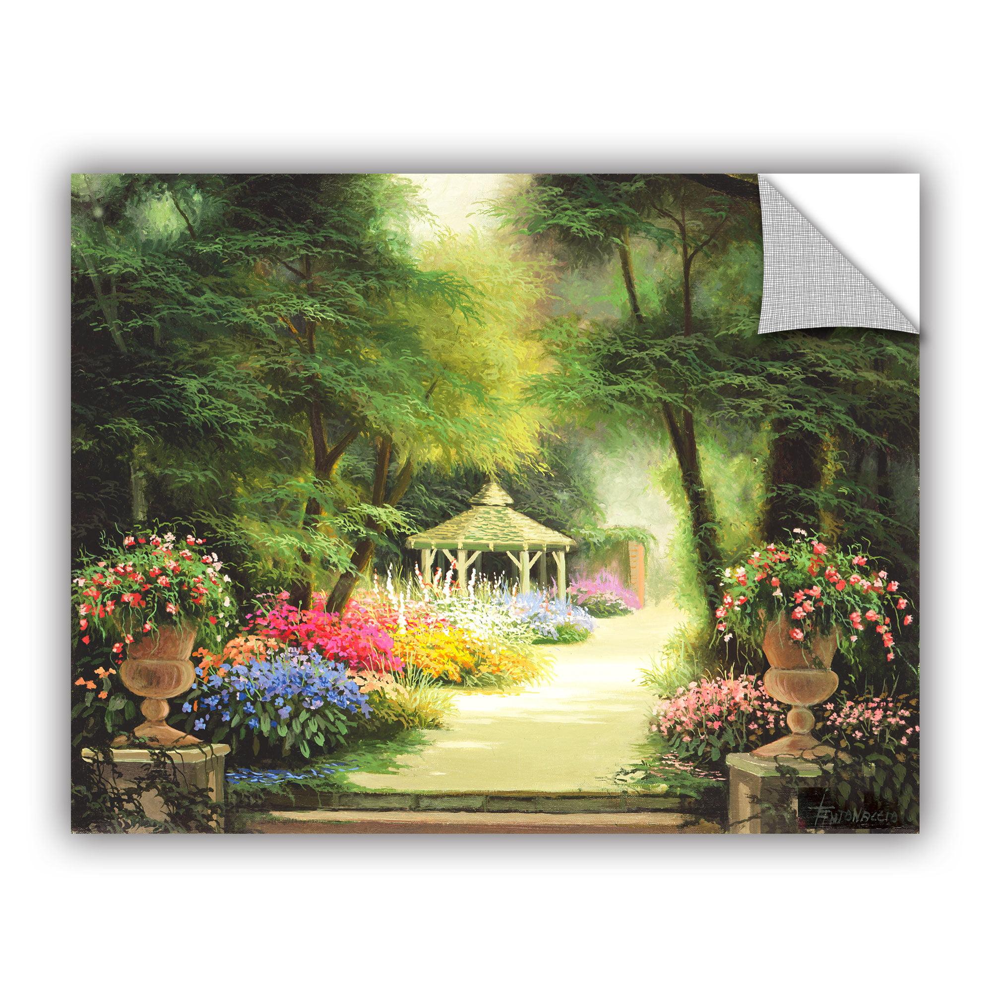 Garden Gazebo by ArtWall