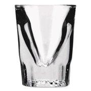 Anchor Hawking ANH5281U Whiskey Shot Glass, 1 1 2 Oz, Clear, 48 carton by Anchor Hawking