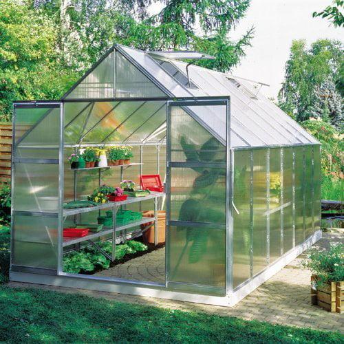 Halls Magnum 8 x 14-Foot Greenhouse Kit