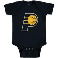 Indiana Pacers Nike Newborn & Infant Primary Logo Bodysuit - Navy