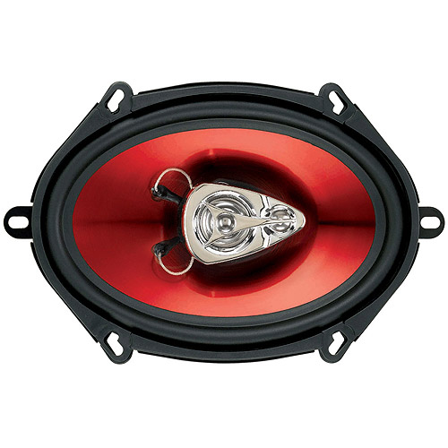 "Boss Audio Audio CH5730 - CHAOS EXTREME 300 Watt 5"" x 7"" 3-Way, Car Speakers (Pair of Speakers)"