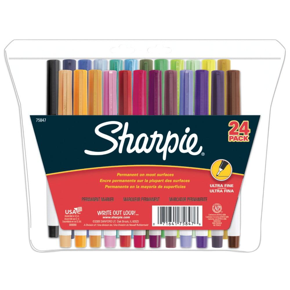 Sharpie 079674 Non-Toxic Waterproof Permanent Marker