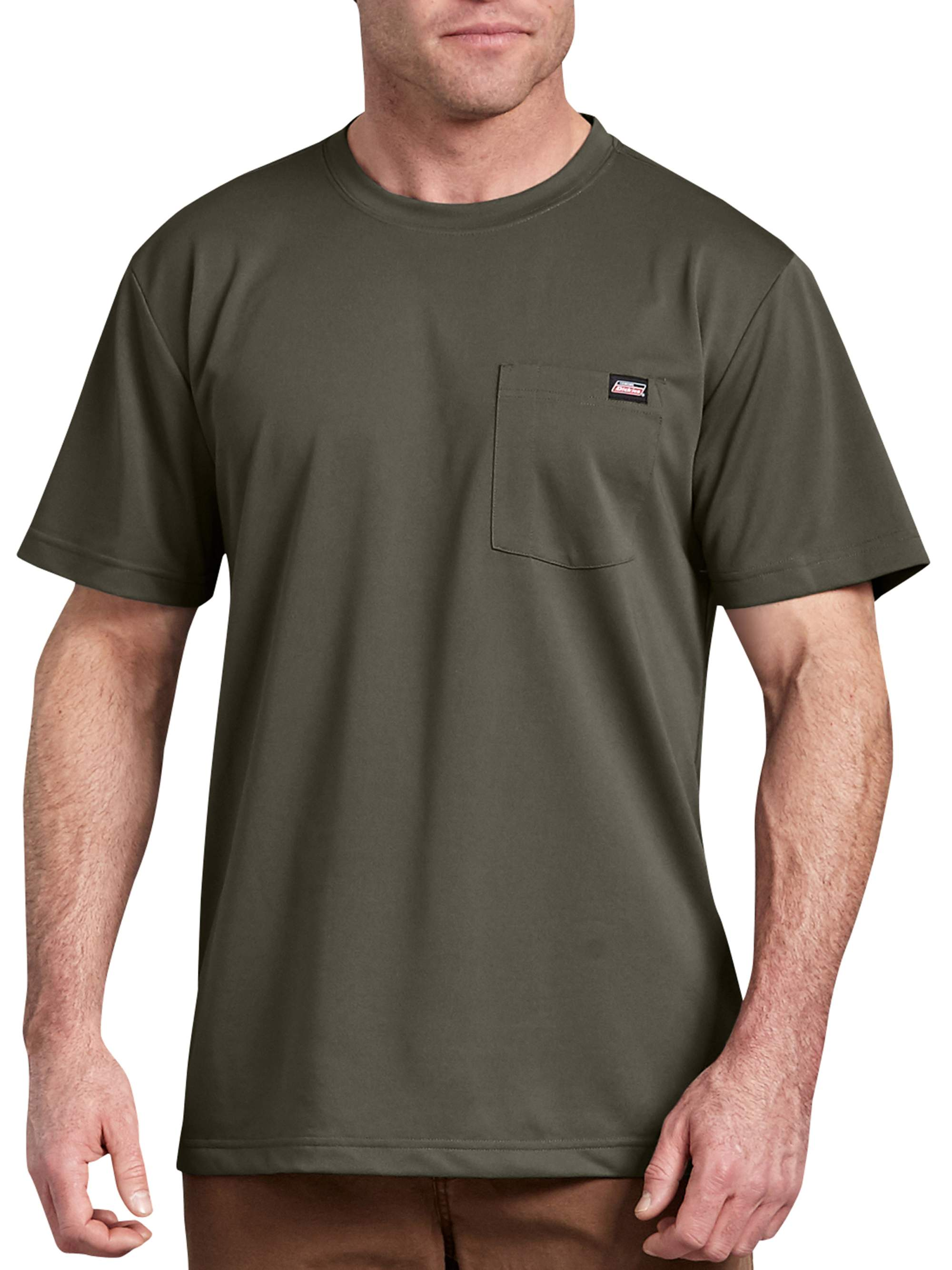 Men's Short Sleeve Performance Pocket T-Shirt