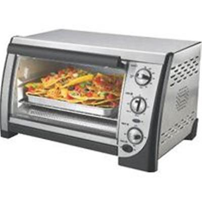 Applica Consumer Prod Toaster Oven Broiler TO3210SSD Brand New Kitchen Product by