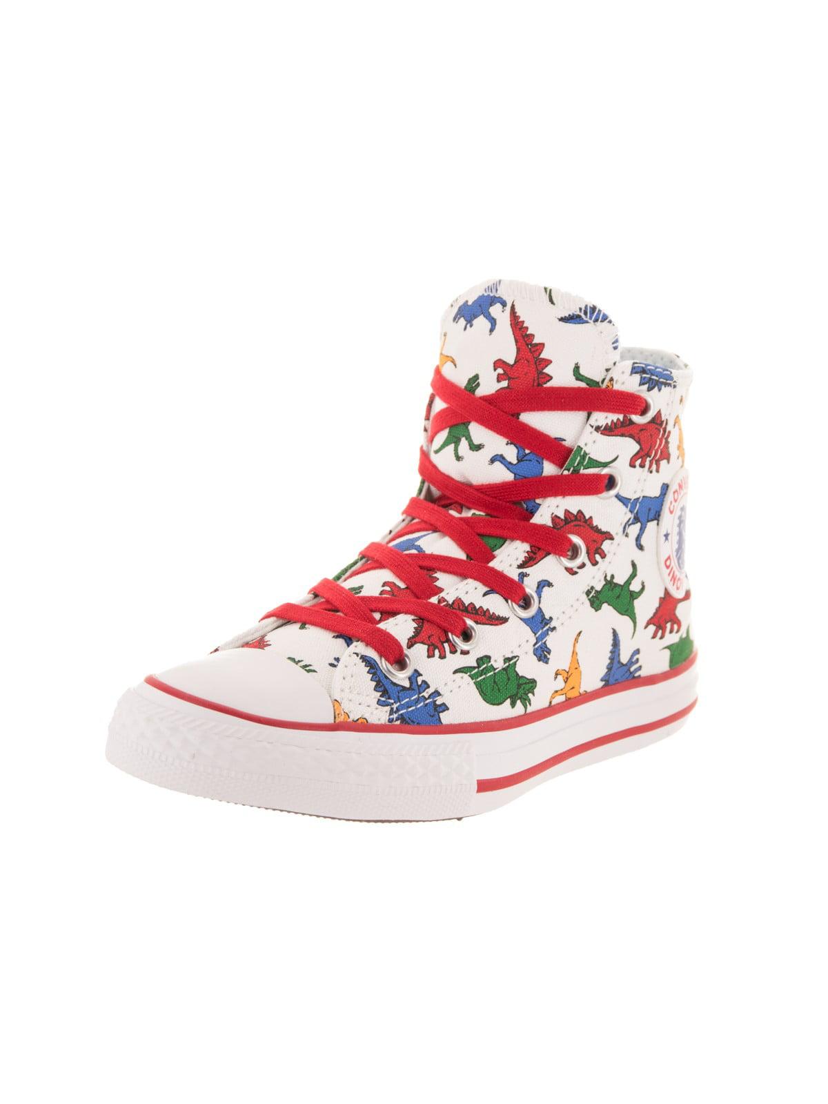 47f3a4e7304c Converse Kids Chuck Taylor All Star Hi Casual Shoe