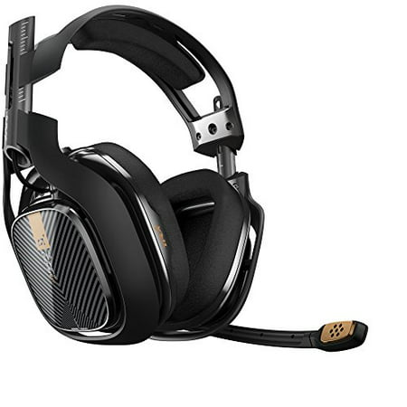 ASTRO Gaming A40 TR Gaming Headset for Xbox One, PS4, PC - Black (Astro A40 Headset Xbox)