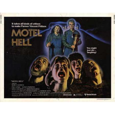 Motel Hell Costume (Motel Hell POSTER Movie Mini)