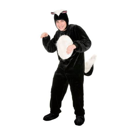 Halloween Adult Skunk Costume - Child Skunk Costume
