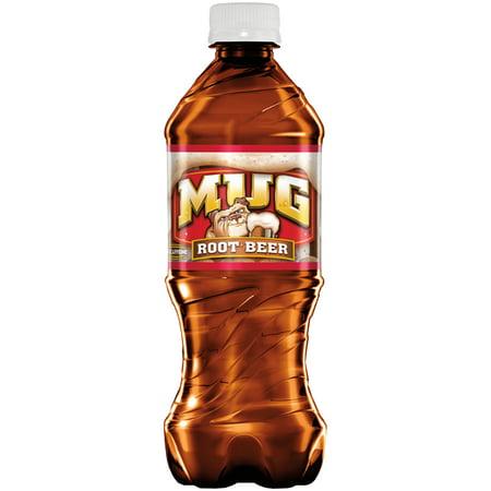 Mug Root Beer 20 Fl Oz Bottle Walmart Com