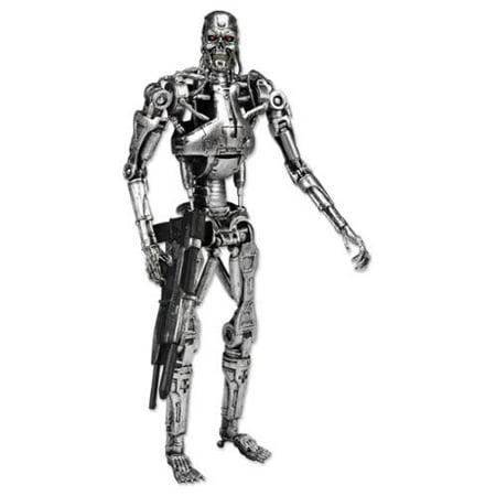 NECA Classic Terminator Scale Endoskeleton in Window Box Action Figure, 7