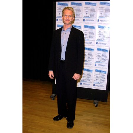 Neil Patrick Harris At Arrivals For Inconcert Benefit For Project Angel Food Howard Fine Theater Los Angeles Ca November 12 2005 Photo By David LongendykeEverett Collection Celebrity