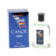 CANOE MEN by DANA- AFTER SHAVE 4 OZ