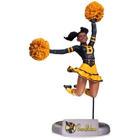DC Bombshell Bumblebee Statue - Bumblebee Dc