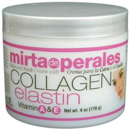 collagène élastine crème 4 oz (Pack de 2)