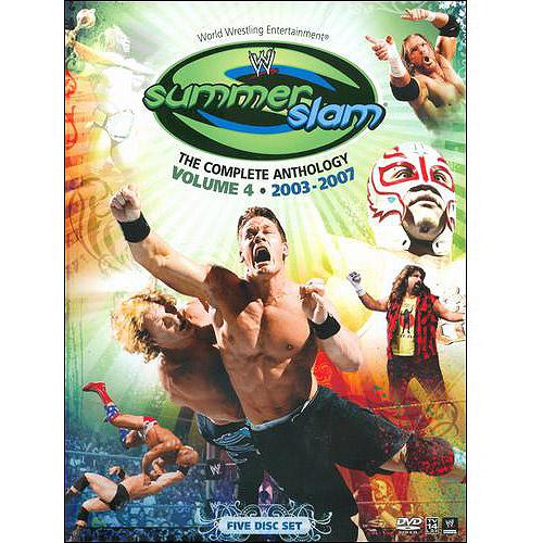 WWE: Summerslam - The Complete Anthology, Vol. 4 2003-2007 (Full Frame)