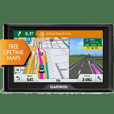 "Garmin Drive 5"" LM EX GPS Navigator"