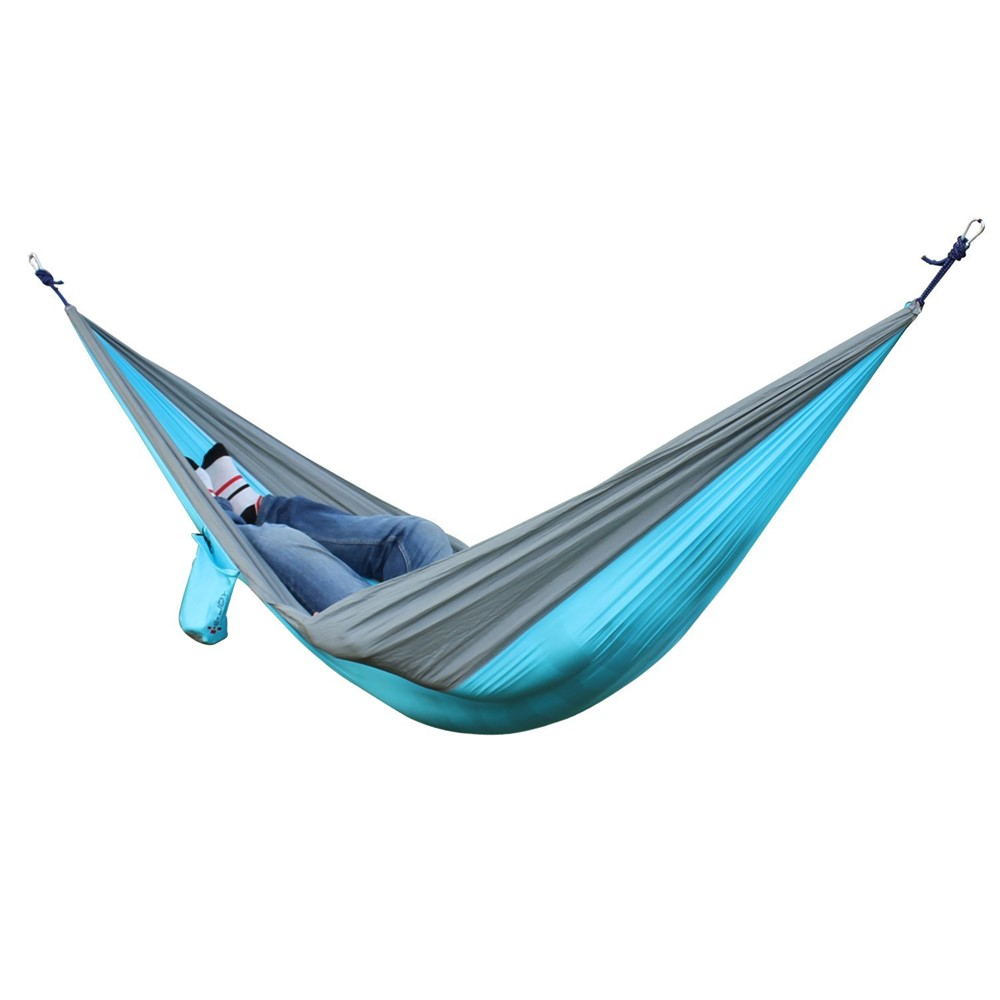 portable parachute ripstop nylon fabric travel outdoor multifunctional hammocks for camping hammocks   walmart    rh   walmart