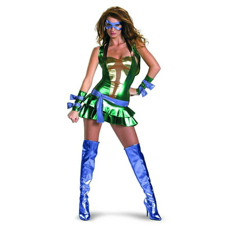 Sexy Teenage Mutant Ninja Turtles Donatello Costume SMALL](Teenage Costume Party Ideas)
