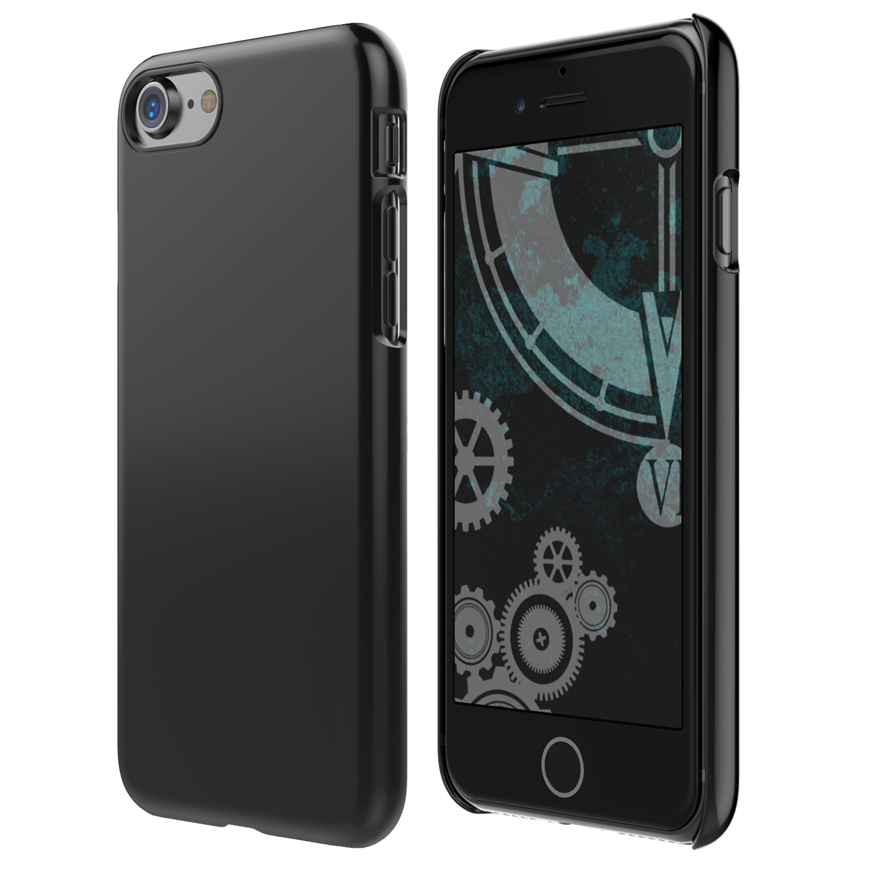 """SuprJETech Non Slip Surface iPhone 8 / 7 Case 4.7"""" For iPhone 8 and iPhone 7"""