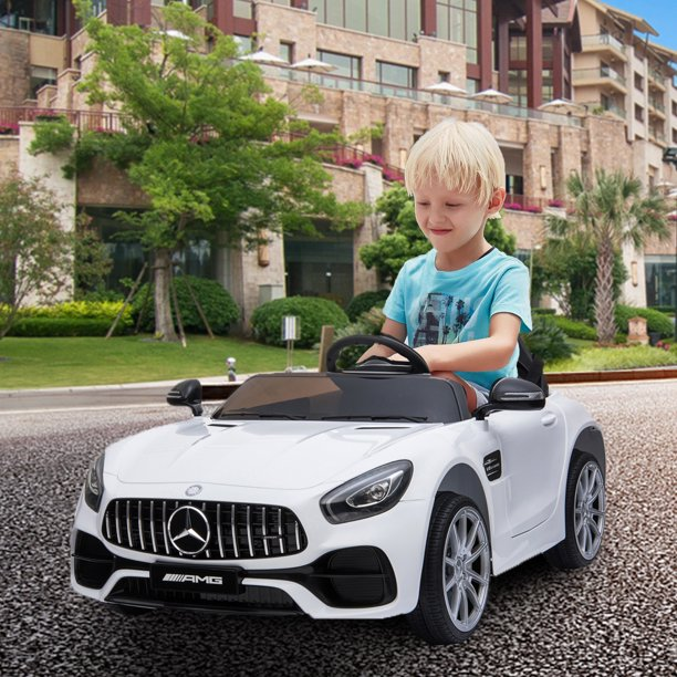 Kids Electric Car 12v Kids Ride On Car With Remote Control 3 Speeds Electric Toy Car