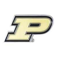 """Purdue University Color Emblem 3""""x3.2"""""""