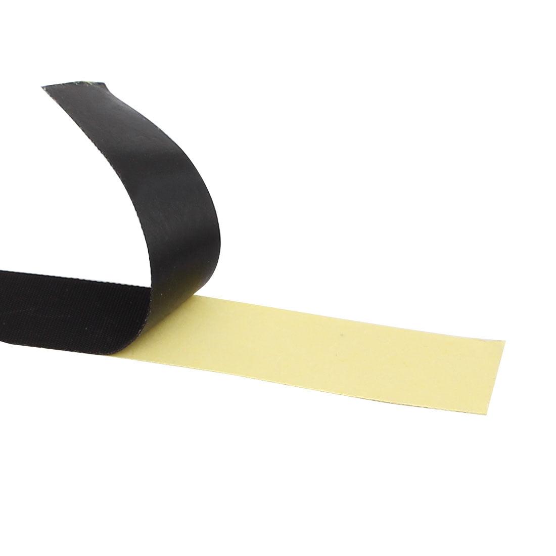 10mm Width Black Insulating Acetate Cloth Adhesive Tape For Laptop Transformer - image 2 de 3