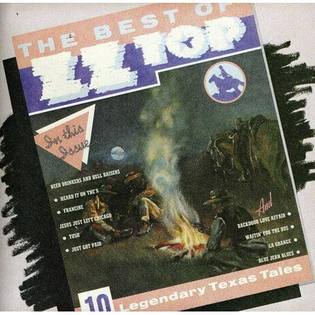 Best of ZZ Top (Best Of Zz Hill)