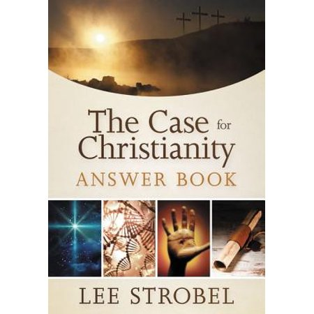 Answer Book: The Case for Christianity Answer Book