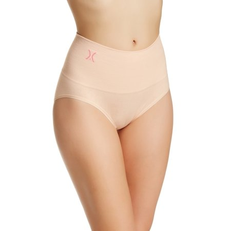 d0fbec6340c2f Yummie By Heather Thomson NEW Beige Women s Medium M Briefs Shapewear