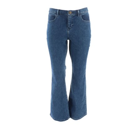 BROOKE SHIELDS Timeless Petite Boot-Cut Jeans A349890