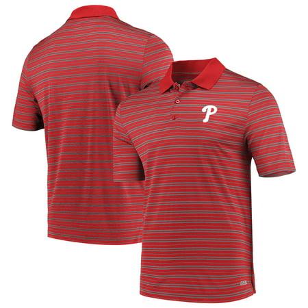 Men's Majestic Red Philadelphia Phillies Fan Engagement TX3 Cool Fabric