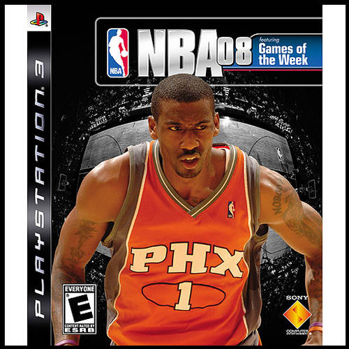 Nba 2008 (PS3) - Pre-Owned
