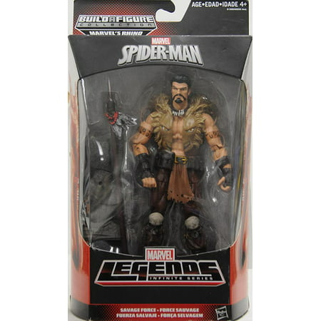 Marvel Legends Spider-Man 6-inch Series