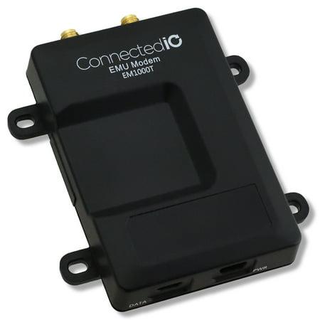 Connected IO EM1000T-NA-CAT1 4G/3G/2G GSM Modem W/ U-CABLE