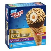 Ice Cream Specialties North Star  Sundae Cones, 6 ea