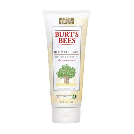 Burts Bees Ultimate Care Body Lotion, 6 Ounce each Burts Bees Ultimate Care Body Lotion, 6 Ounce each