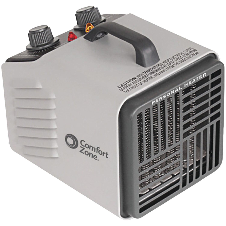 Comfort Zone 326213 Personal Heater/Fan