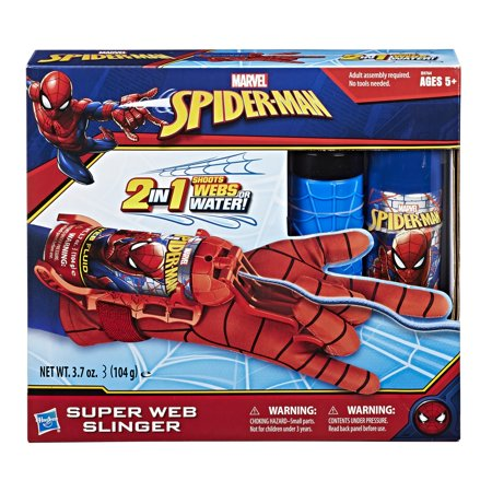 Marvel Spider-man Super Web Slinger - Spiderman Masks