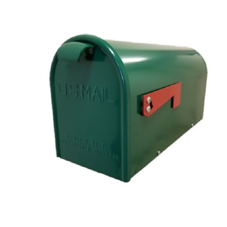 GDM Mailbox Company Newport Post Mounted Mailbox