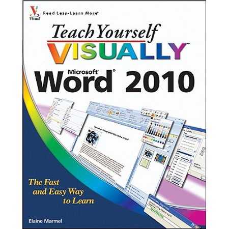 Teach Yourself Visually Word 2010 (Visually Word)