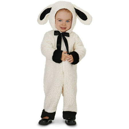 classic baby lamb lamb infant halloween costume size 18 24 months - Size 18 Halloween Costumes