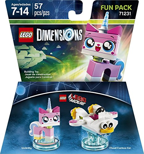 LEGO Movie Unikitty Fun Pack - LEGO Dimensions - Walmart.com