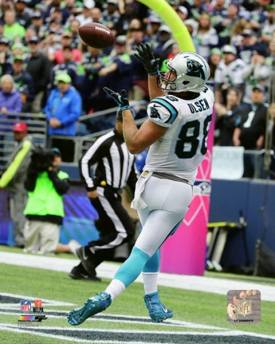 Greg Olsen 2015 Action Photo Print by Photofile