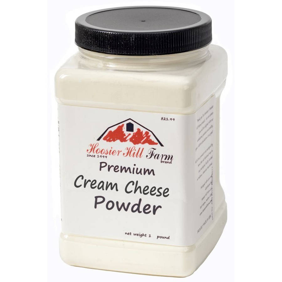 Hoosier Hill Farm Premium Cream Cheese Powder, 1 lb by Hoosier Hill Farm