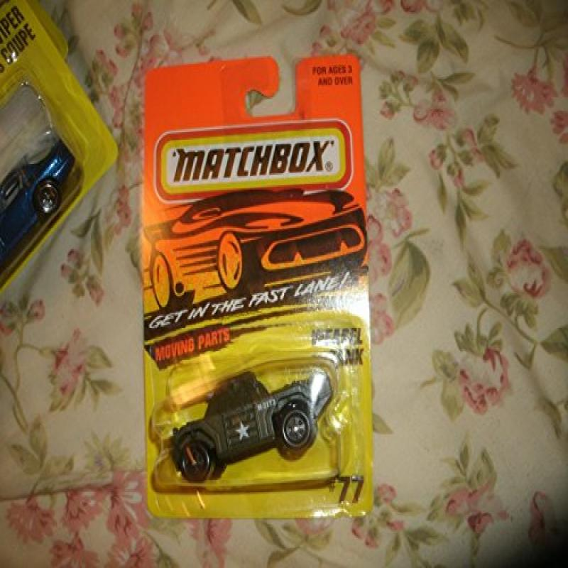 Weasel Tank 1995 Matchbox Series #77 by