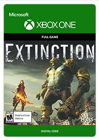 Extinction, Modus Games, Xbox One, [Digital Download] by Microsoft