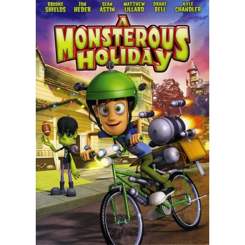 A Monsterous Holiday (Widescreen)