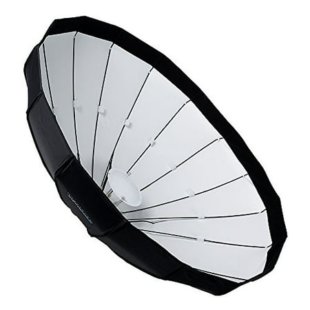 Pro Studio Solutions EZ-Pro 48in (120cm) Beauty Dish and Softbox Combination with Profoto Speedring