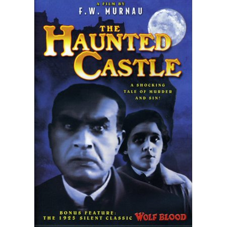 Haunted Castle (1921) / Wolf Blood (1925) (DVD) - Haunted Castle Halloween 2017