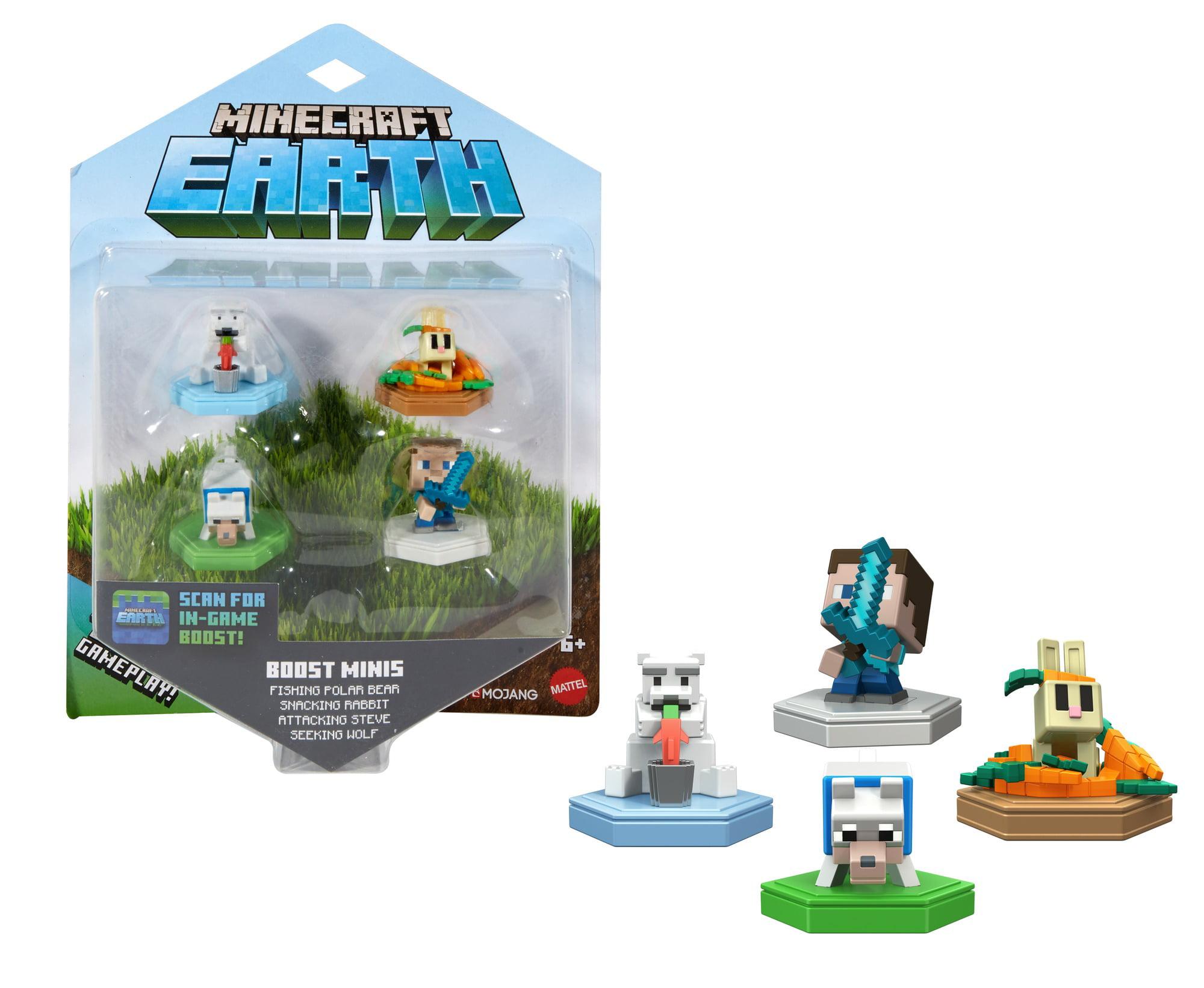 Minecraft Mini Figures 3pk